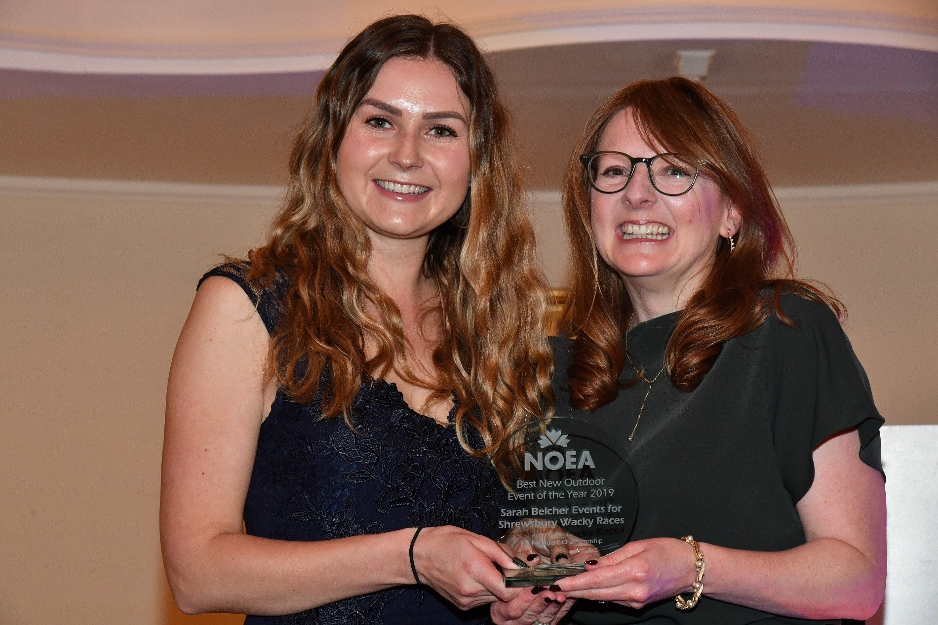 Shrewsbury Wacky Races Crowned Best New Event of the Year by NOEA