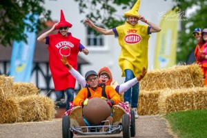 George's News Report on Shrewsbury Wacky Races