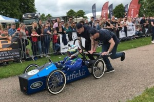HATFIELDS ANNOUNCED AS HEADLINE SPONSOR FOR SHREWSBURY WACKY RACES