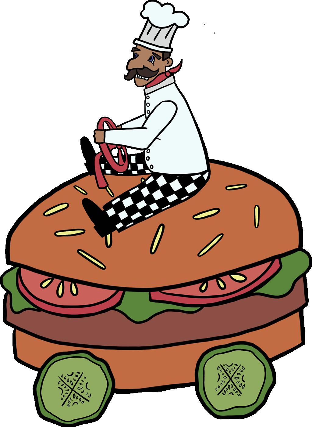 Burger Car