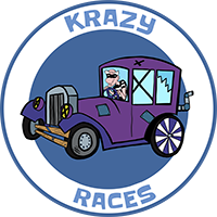 Krazy Races logo