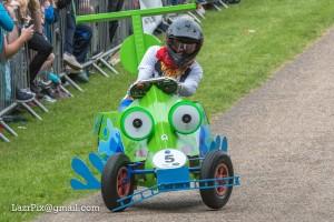 Entries still open for Shrewsbury Wacky Races 2020